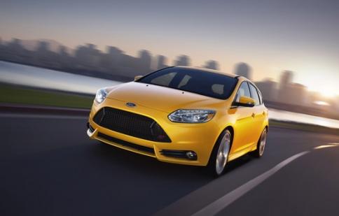 Ford đạt doanh số bán hàng kỷ lục tại Trung Quốc