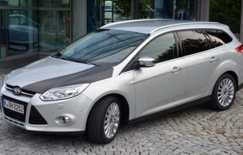 Ford sử dụng sợi carbon cho xe hơi phổ thông trong tương lai