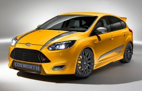 Ford mang tới 5 chiếc Focus ST tới SEMA Show