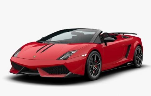 Lamborghini ra mắt Gallardo Spyder 2013
