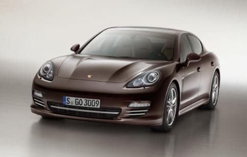 Porsche ra mắt Panamera phiên bản đặc biệt