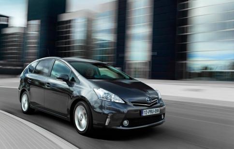 Toyota Prius – mẫu xe bán chạy nhất California