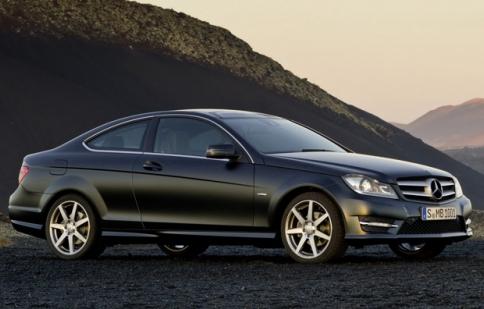C-Class Convertible – tân binh mới của Mercedes