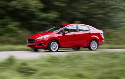 Ford mang Fiesta 2014 tới Sao Paulo Motor Show