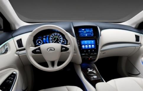 Hệ thống steer-by-wire của Nissan sẽ xuất hiện vào năm 2013