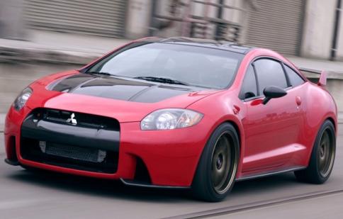 Mitsubishi sẽ không có dòng thể thao mới