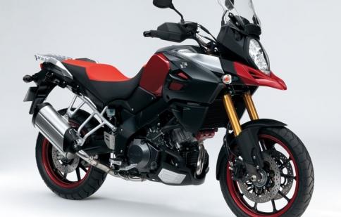 Suzuki giới thiệu V-Strom 1000 Concept