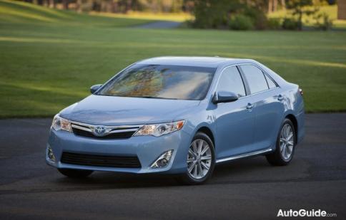 Toyota tin rằng Camry sẽ bán chạy nhất tại Mỹ