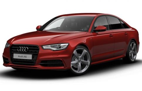 Audi A6 và A7 đã có màu đen