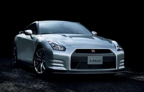 Cập nhật Nissan GT-R 2013