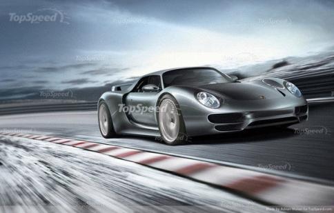 CEO của Porsche xác nhận siêu xe 961