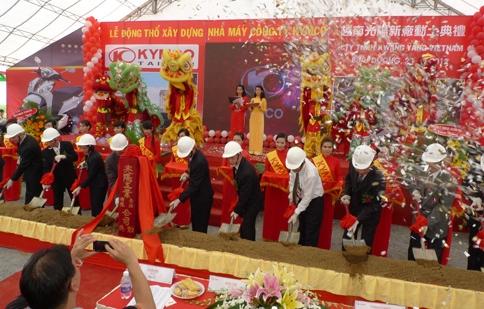 Kymco khởi công xây dựng nhà máy tại Bình Dương