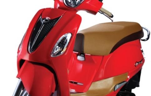 Kymco Many Fi 125 – xe tay ga mới cho người Việt