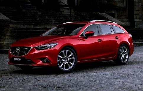 Mazda tái khởi sắc