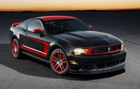Ford Mustang Boss 302 sẽ không có phiên bản 2014
