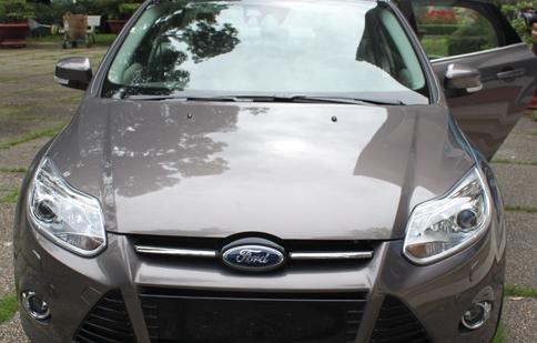 Lái thử trúng thật với Ford Focus mới