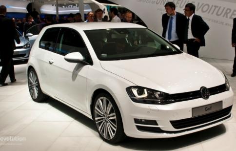 Volkswagen Golf VII đạt 40.000 đơn đặt hàng