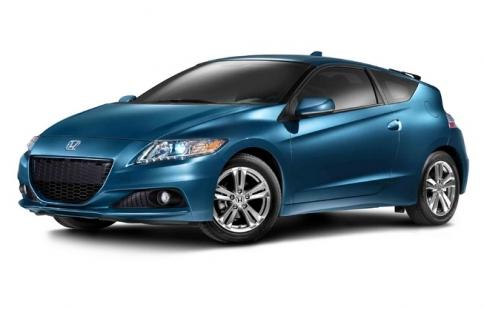 Honda CR-Z 2013, phong cách mới, sức mạnh mới