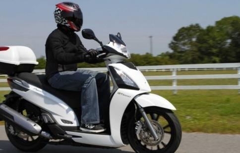 Kymco People GT 200i – xe tay ga 205cc