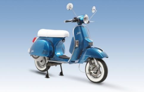 LML Star 125cc 4T Automatica hay phiên bản của Vespa