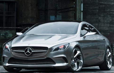 Mercedes sẽ trình làng CLA45 AMG vào năm sau