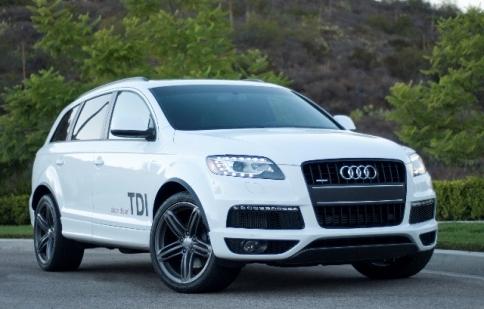 Q8 – chiếc crossover cao cấp nhất của Audi