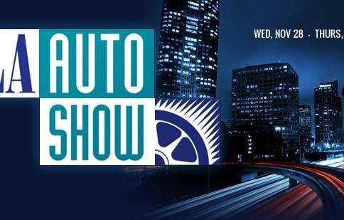 5 chiếc xe nổi bật nhất triển lãm L.A. Auto Show