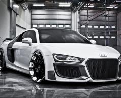 Audi R8 V10 cực ngầu khi qua tay Regula Tuning