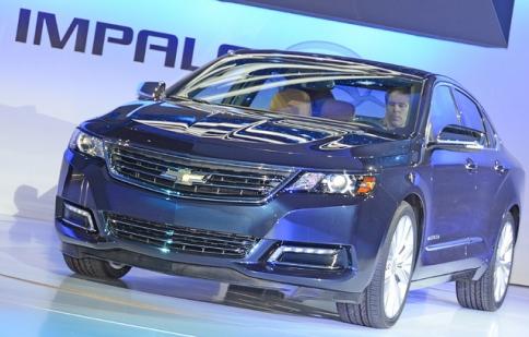 Chevrolet Impala sẽ có giá thấp nhất 27,535 USD