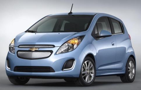 Chevrolet Spark EV sẽ có giá 25.000 USD