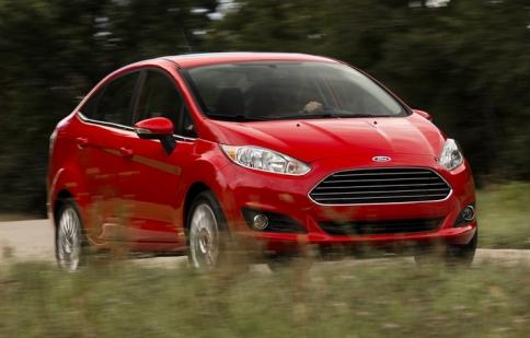 Ford nâng cấp hệ thống thông tin giải trí cho Fiesta 2014