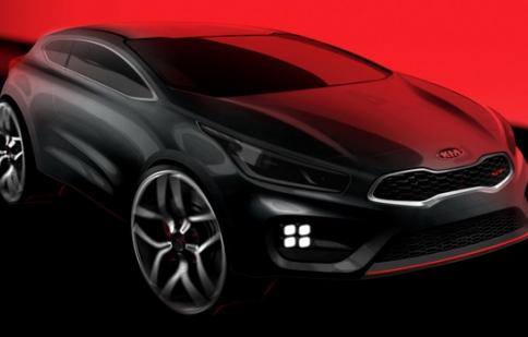 Kia Pro Cee'd GT đối thủ mới của Ford Focus ST