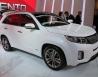 Kia Sorento 2014 được năng cấp tới 80%
