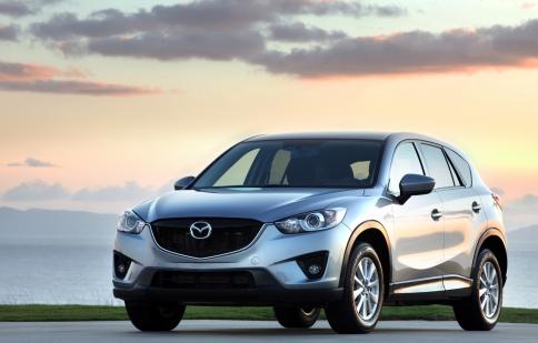 Mazda CX-5 2014 có thêm động cơ 184 mã lực