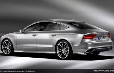 Những dự đoán ban đầu về Audi RS7