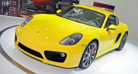 Porsche Cayman Coupe 2014 – nhẹ, đẹp, nhanh