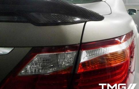 Toyota Motorsports giới thiệu siêu xe Lexus LS