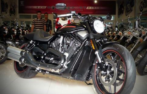 Harley Night Rod phiên bản đặc biệt ở Sài Gòn