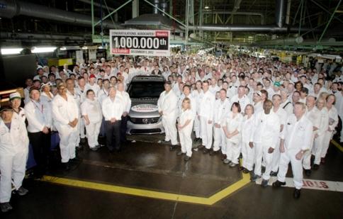 Honda trở thành nhà xuất khẩu xe tại Bắc Mỹ