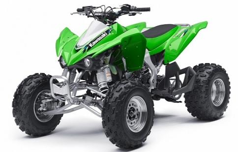 Kawasaki KFX450R  – chinh phục mọi khung đường