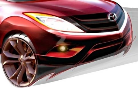 """Mazda CX-3 """"xuất đầu lộ diện"""" vào năm 2014"""
