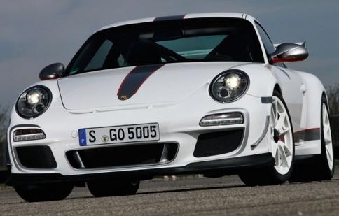 Porsche 911 GT3 hướng tới triển lãm Geneva