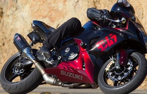 Yoshimura Suzuki GSX-R 2013 Limited Edition mạnh mẽ và nam tính