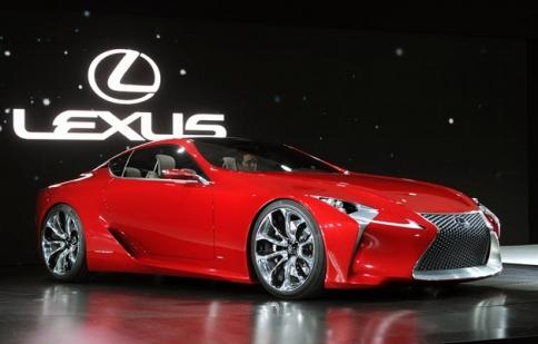Mỹ vẫn là thị trường quan trọng nhất của Lexus