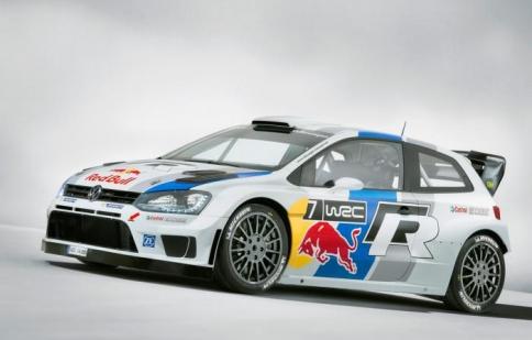Volkswagen Polo R WRC sẵn sàng chinh phục WRC