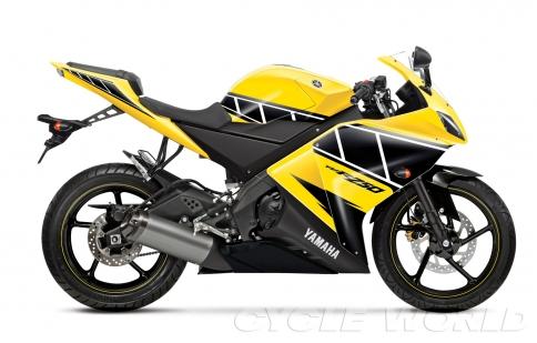 "Yamaha ""thai nghén"" đối thủ Honda CBR250R"