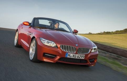 BMW Z4 2014 sẵn sàng đến triển lãm Detroit 2013