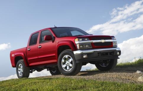 GM thu hồi Chevrolette Colorado, GMC Canyon