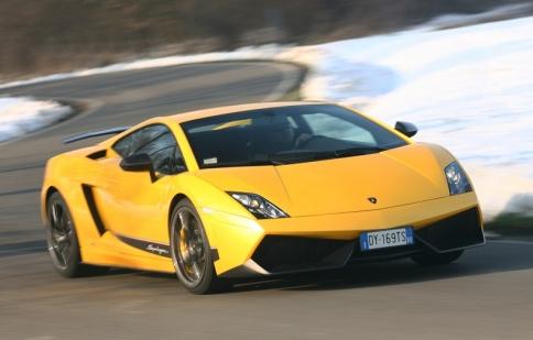 Người kế nhiệm Lamborghini Gallardo được sản xuất tại Đức