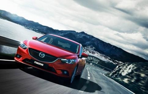 Mazda6 mới sẽ được sản xuất tại Trung Quốc